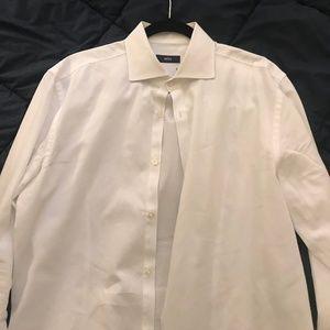 Boss Men's Dress Shirt (34, 16.5)